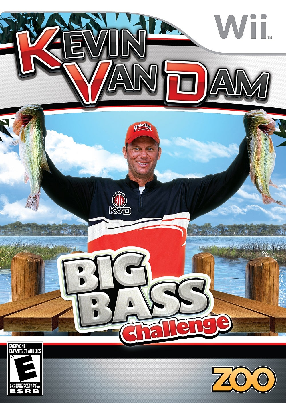Kevin VanDams Big Bass Challenge Wii IGN