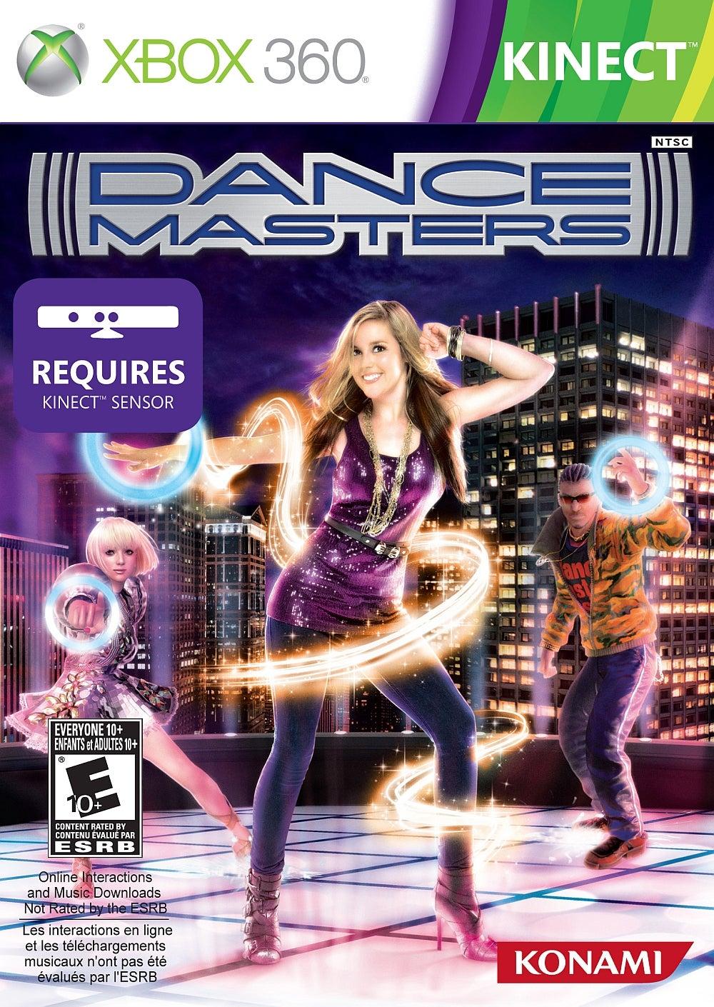DanceMasters - Xbox 360 - IGN