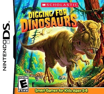 Digging For Dinosaurs Nintendo DS IGN
