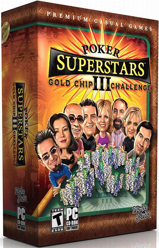 Poker Superstars III Gold Chip Challenge PC IGN