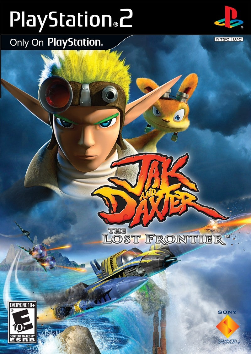 Jak And Daxter The Lost Frontier Review IGN
