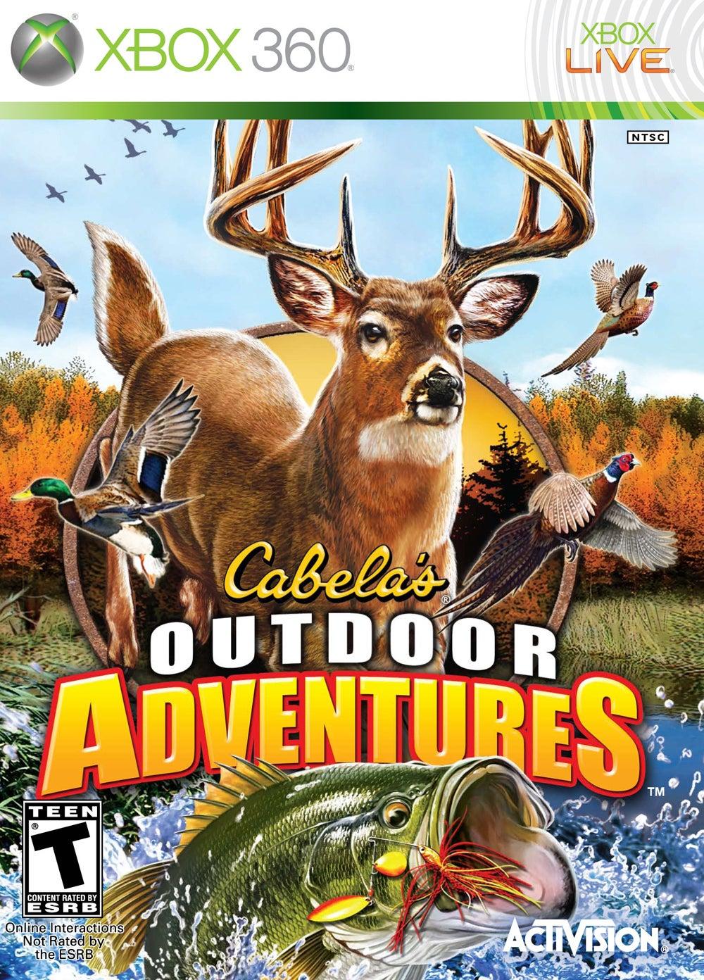 Cabela's Outdoor Adventures - Xbox 360 - IGN