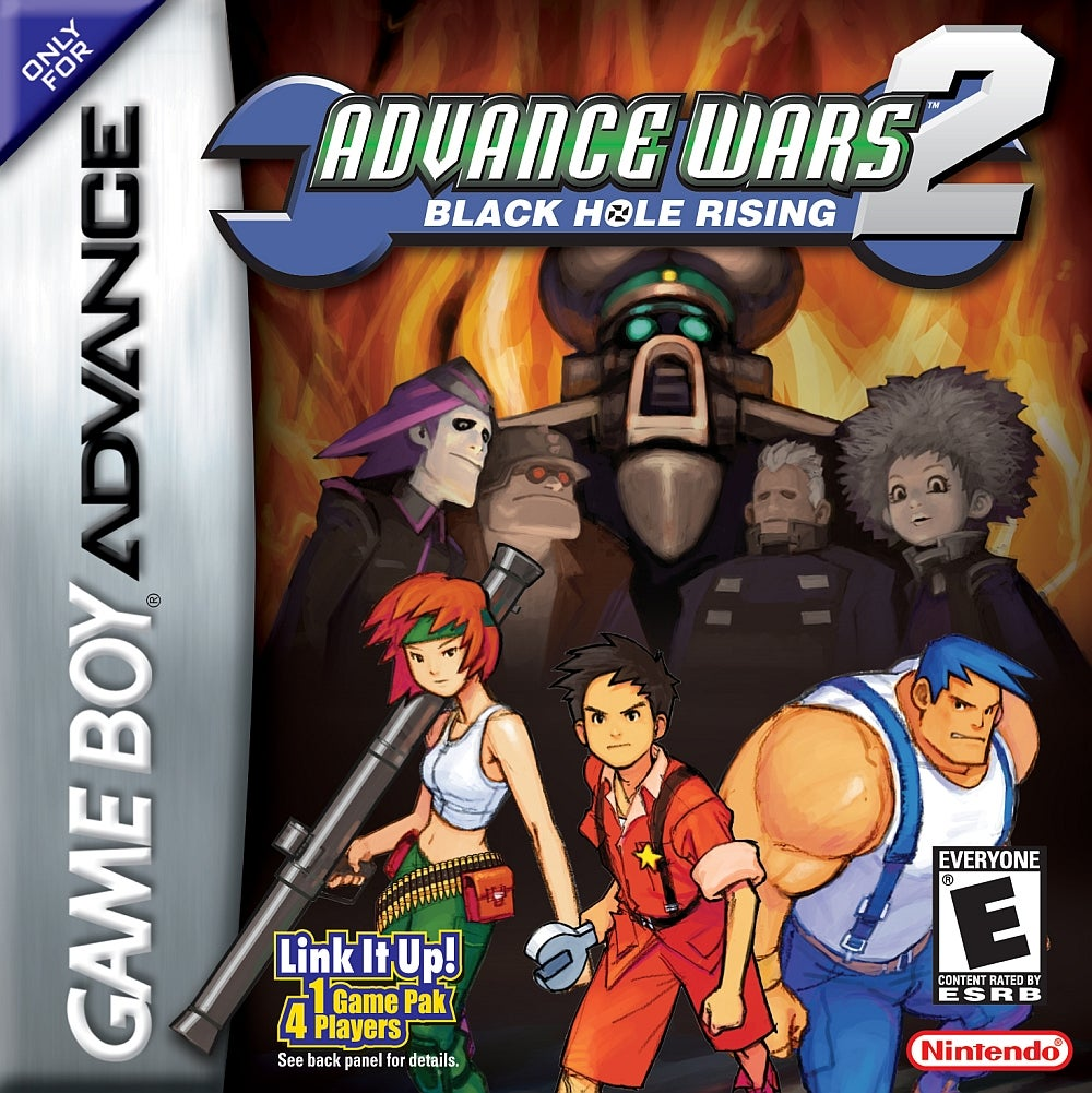 Advance Wars 2 Black Hole Rising Game Boy Advance IGN