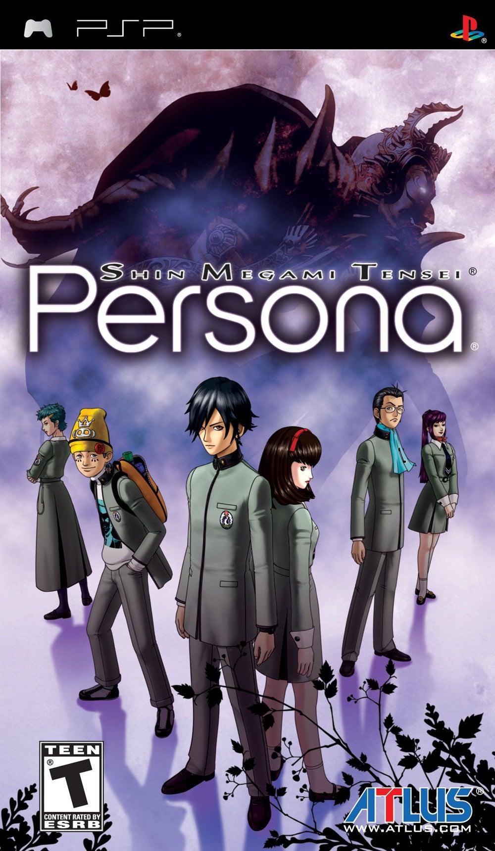 Shin Megami Tensei Persona  PlayStation Portable  IGN