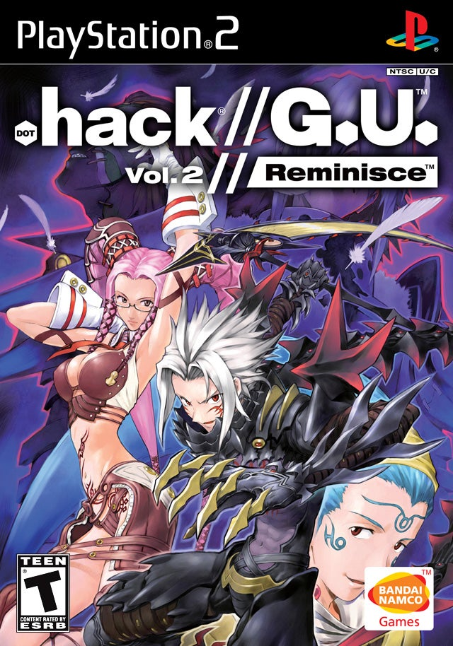 HackGU Vol 2 Reminisce PlayStation 2 IGN