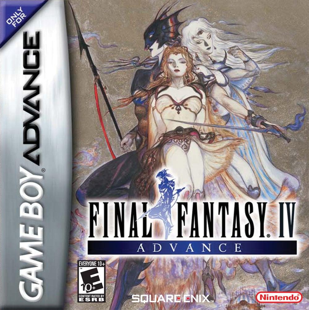 Final Fantasy IV Advance IGN