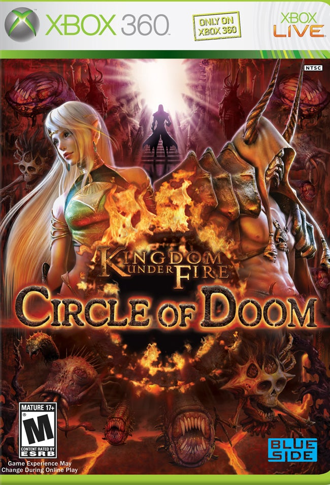 Kingdom Under Fire Circle Of Doom Review IGN
