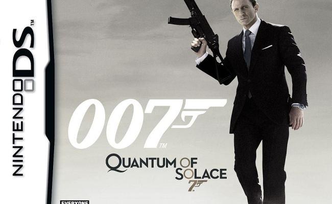 Quantum Of Solace Nintendo Ds Ign
