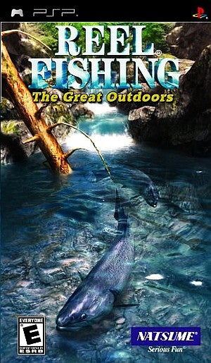 Reel Fishing The Great Outdoors PlayStation Portable IGN