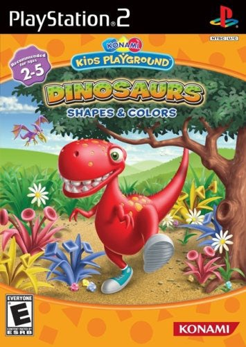 Konami Kids Playground Dinosaurs Shapes and Colors Review