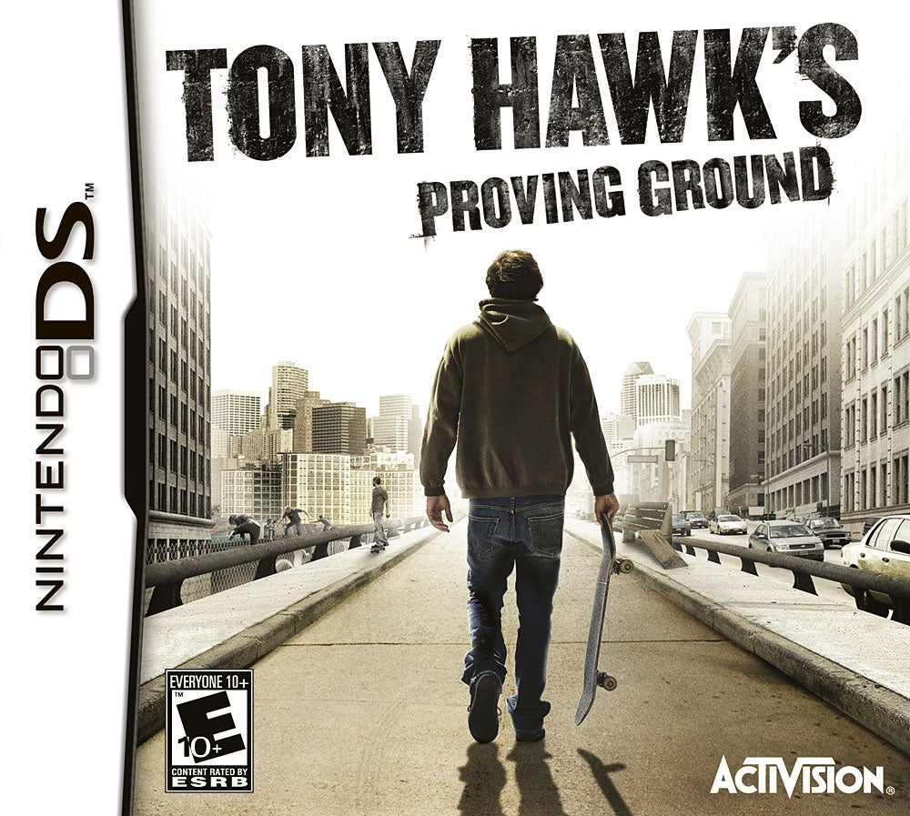 Tony Hawks Proving Ground Nintendo DS IGN