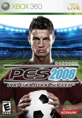 Pro Evolution Soccer 2008  Xbox 360  IGN