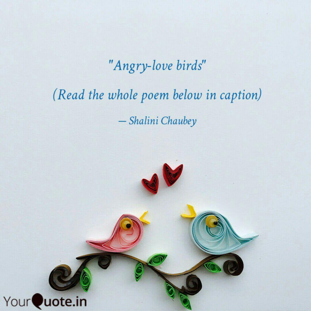 Quotes About Love Birds Retro Future