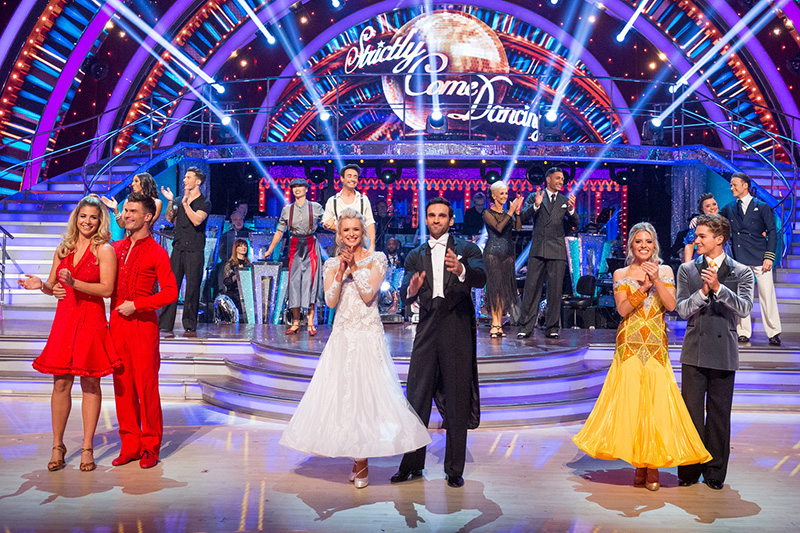 Strictly 2017 Who Will Leave After Musicals Week