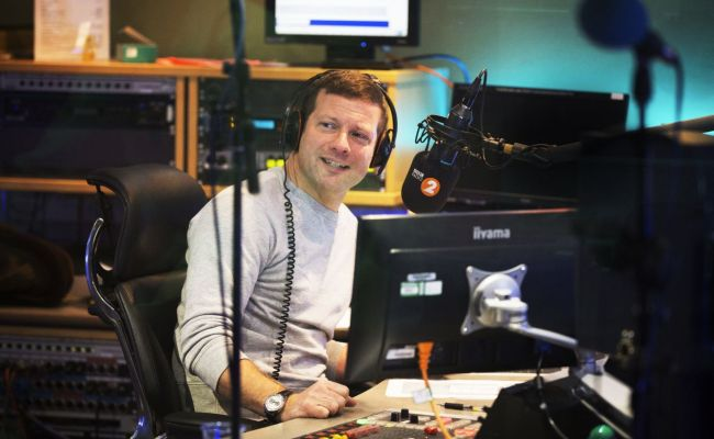 Behind The Scenes On Bbc Radio 2 With Dermot O Leary