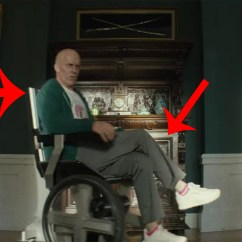 Wheelchair Trailer Sprout Table And Chairs Deadpool 2 Breakdown   Did You Spot The X-men References? - Radio Times