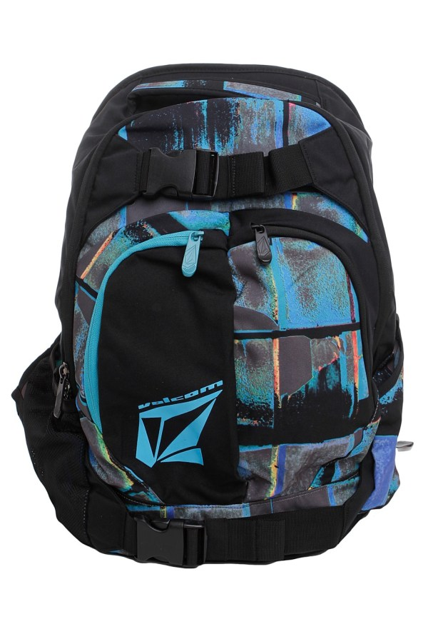 Volcom - Equilibrium Blue Combo Backpack Streetwear
