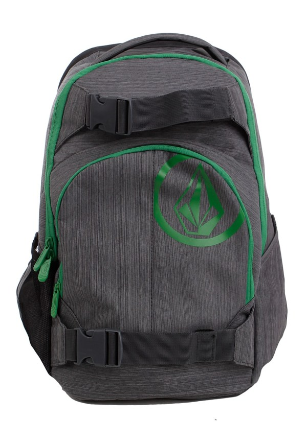 Volcom - Equilibrium Charcoal Heather Backpack