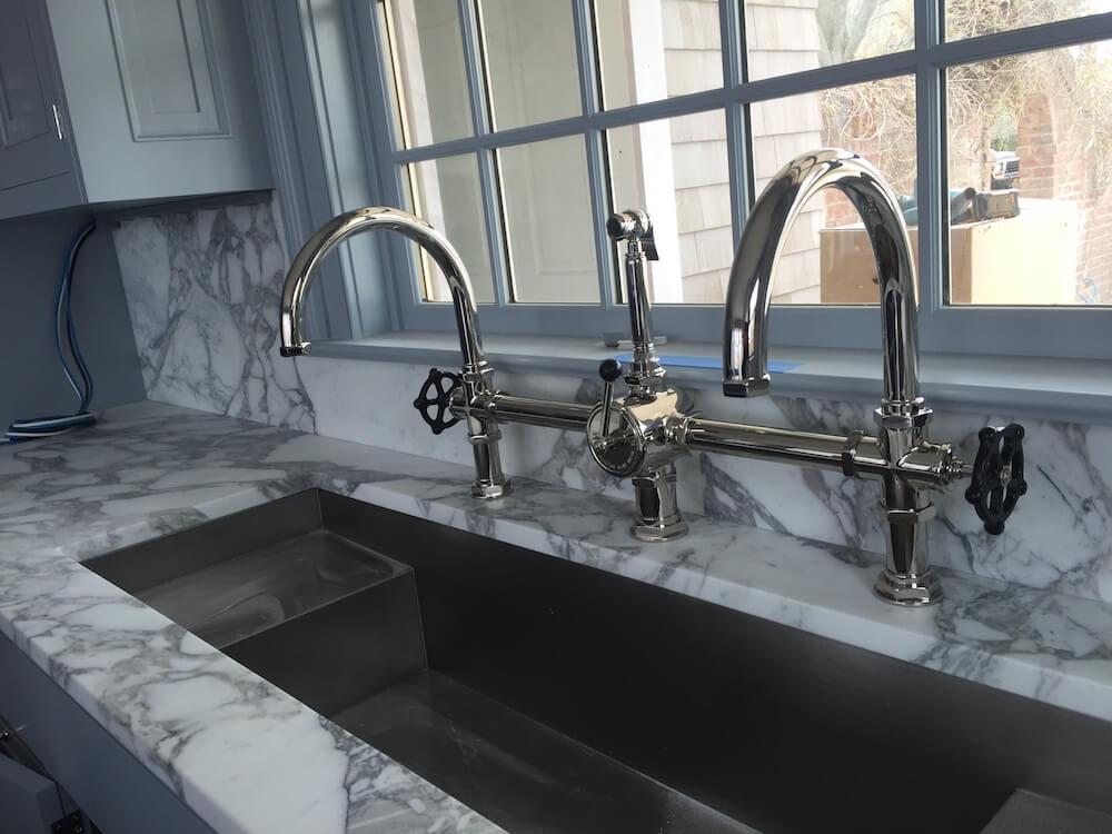 2017 Faucet Installation Cost  Cost To Replace Kitchen Faucet