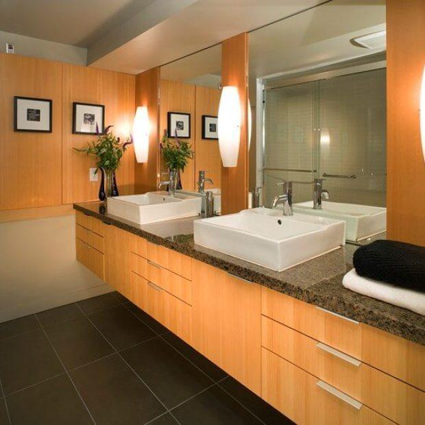 6 Bathroom Floor Trends That Really Shine