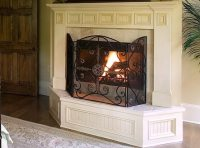 How to Remove Paint from Fireplace Mantels| Tips for ...