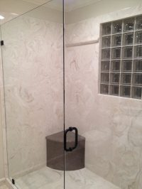 2017 Cultured Marble Shower Walls Cost