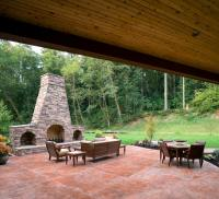 2017 Outdoor Fireplace Cost | Cost To Build Outdoor Fireplace