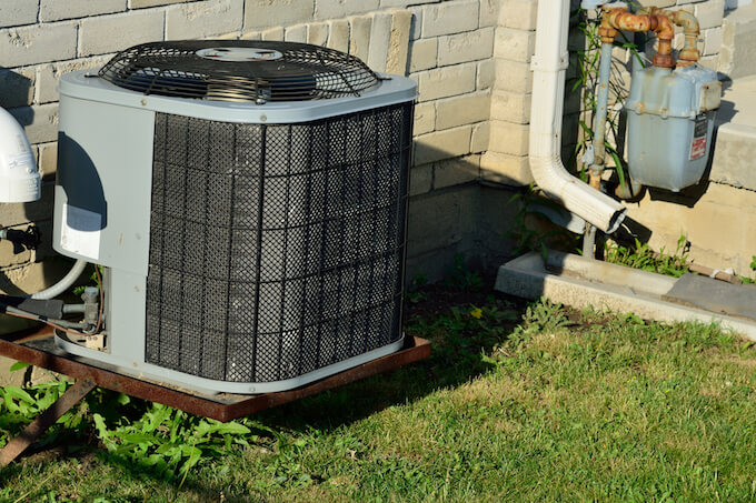 Central Air Conditioning System Price