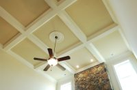 2017 Cost of Coffered Ceilings | What Is A Coffered Ceiling