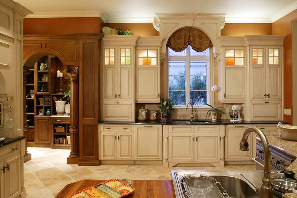 kitchen cabinet reface cherry table 2017 cost to install cabinets   installation