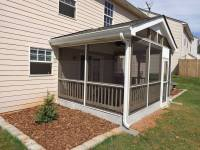 2017 Screened In Patio Cost