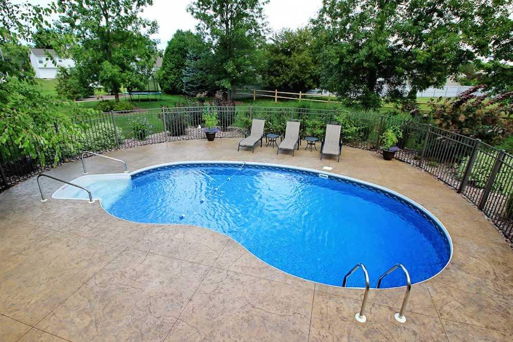 2017 Inground Pool Cost  Average Cost Of Inground Pool