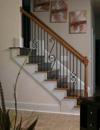 2017 Wood Stairs Installation Cost | Repair Wood Stairs