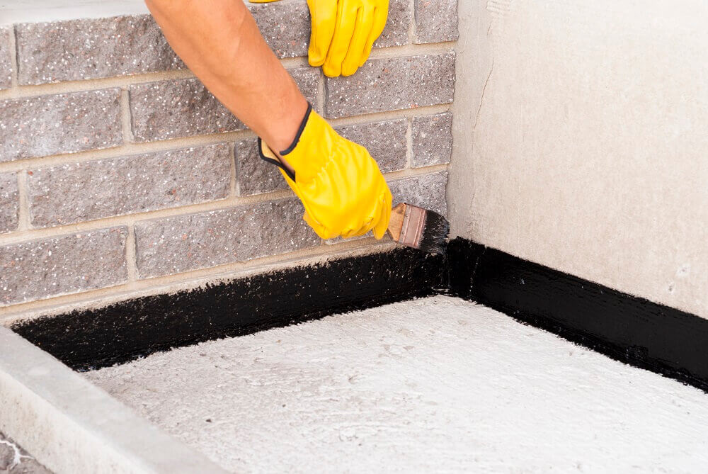July Basement Waterproofing