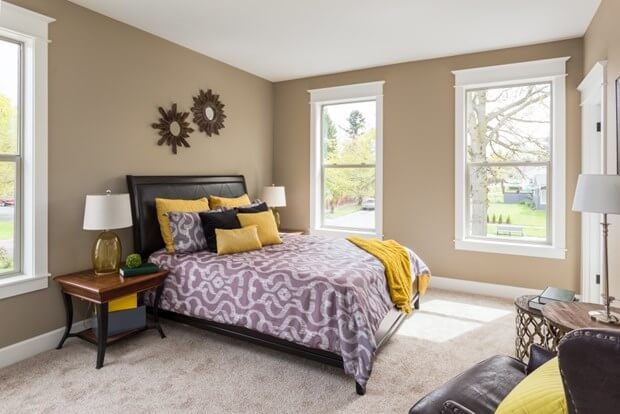Bedroom Carpet Ideas  Best Carpet For Bedrooms  Bedroom