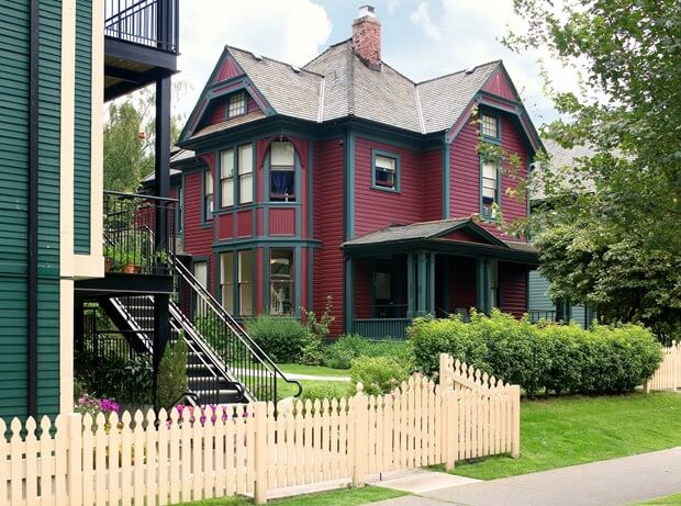 How Much Does It Cost To Paint A House?  Exterior Paint
