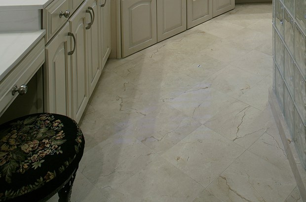 removing bathroom ceramic tile
