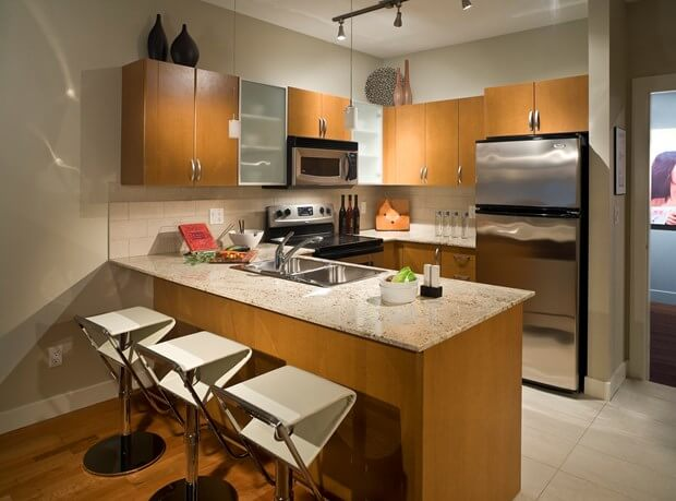 15 Small Kitchen Designs You Should Copy Kitchen Remodel