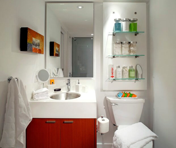 6 bathroom ideas for