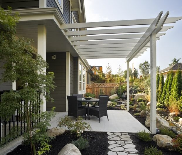 Back Porch Ideas & Designs For Small Homes