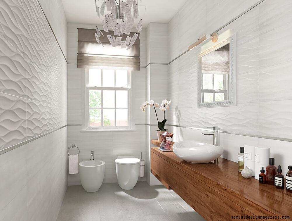 Unique Tile Ideas For Your Bathroom  Bathroom Tile