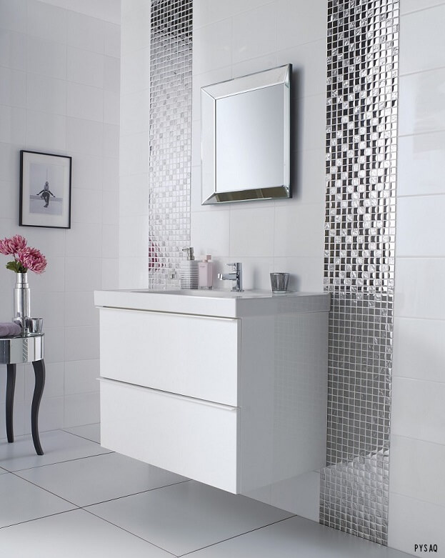6 ways mosaic tile will make your small