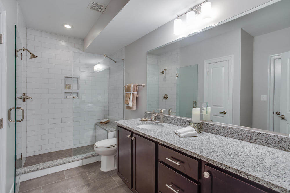 Glazing Bathroom Tile Tile Design Ideas