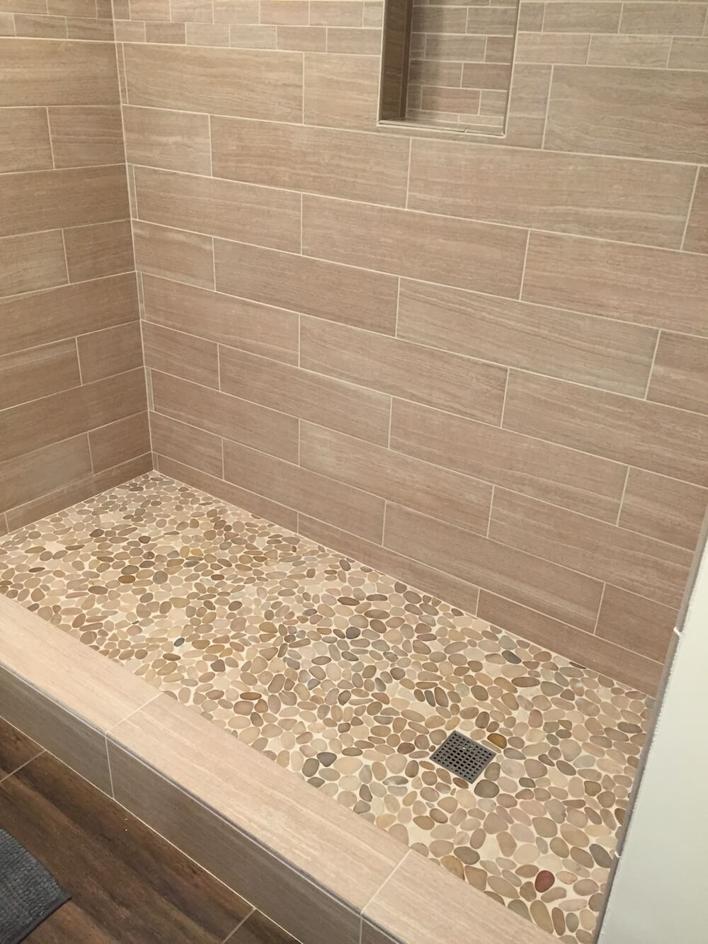 Tile For Bathroom 2019 Cost To Tile A Shower How Much To Tile A Shower