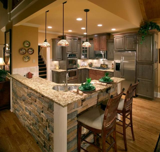 Choosing The Best Finish For Kitchen Cabinets – Custom ...