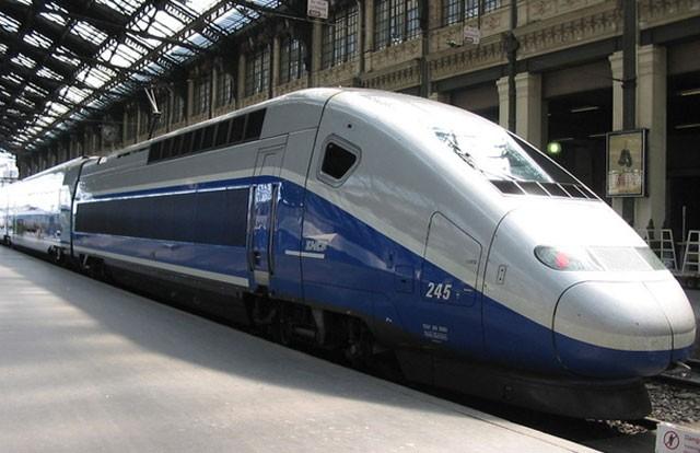 TGV, France