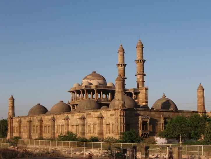 Champaner Jama Masjid