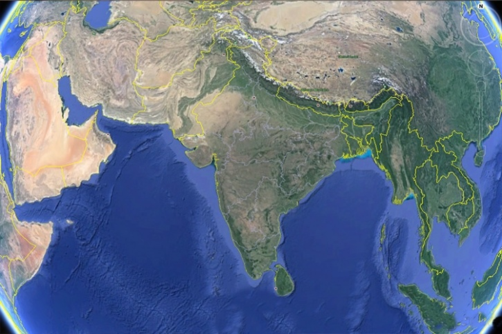 Google Earth Satellite Maps India - Google earth satellite map