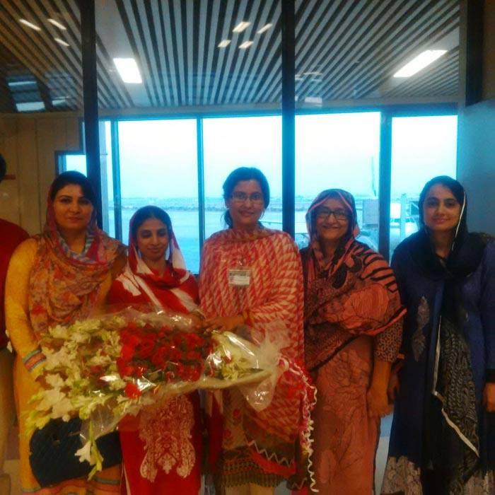 Geeta Comes Home