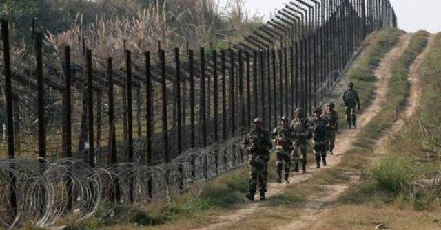 Image result for indo pak border